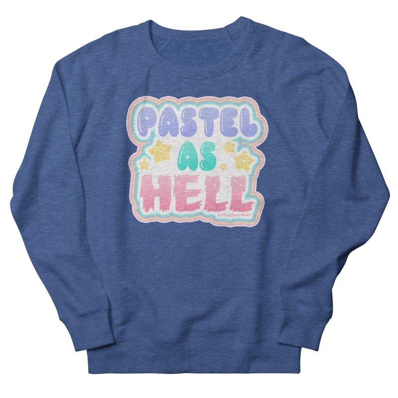 Pastel As Hell Version 2 Men's Sweatshirt by Darling Homebody