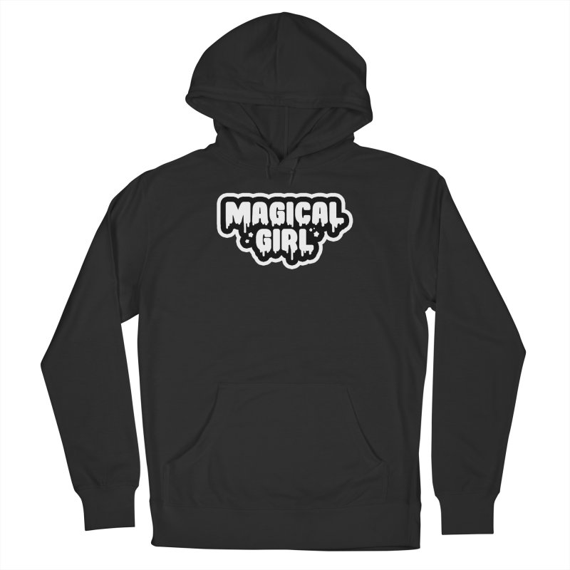 Magical Girl Men's Pullover Hoody by Darling Homebody