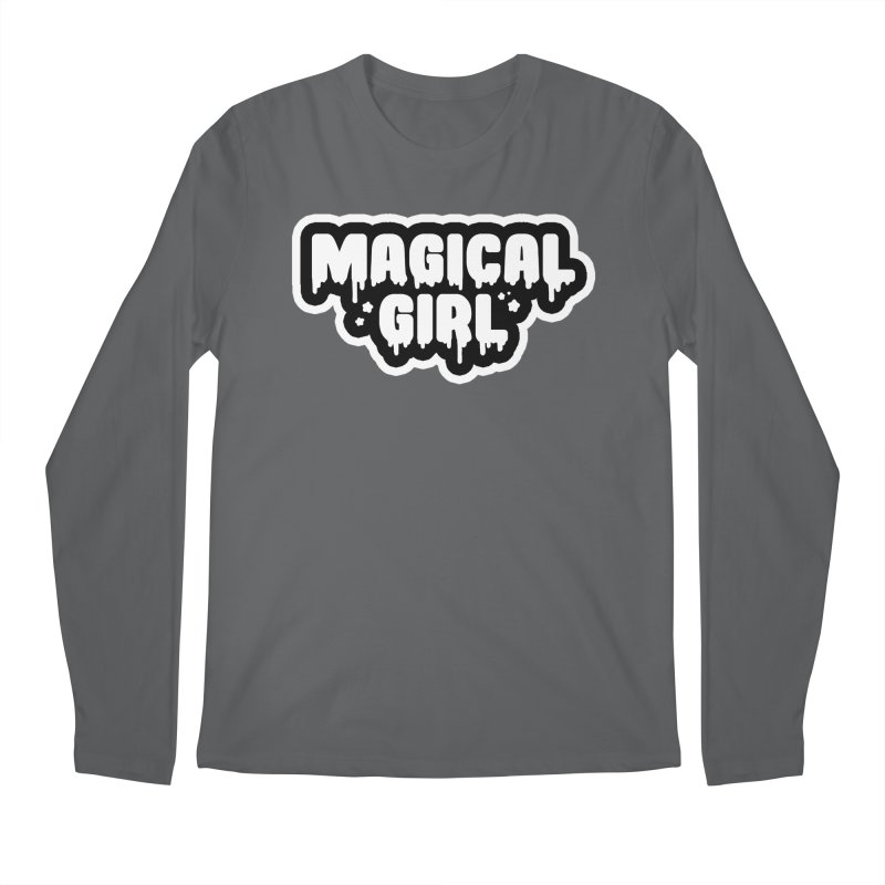 Magical Girl Men's Longsleeve T-Shirt by Darling Homebody
