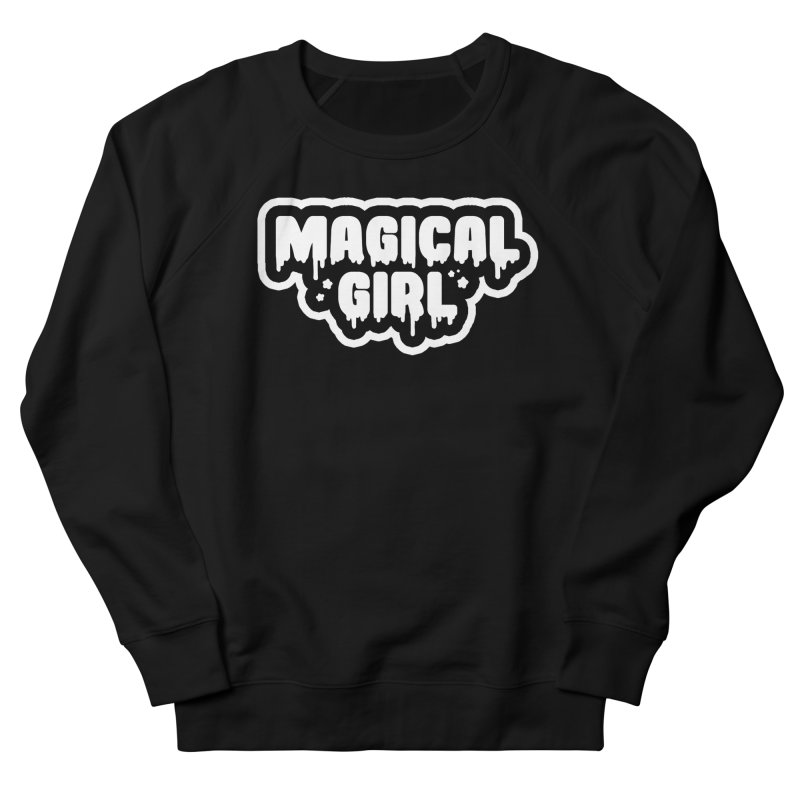 Magical Girl Men's Sweatshirt by Darling Homebody