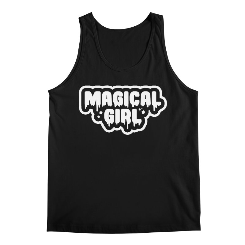 Magical Girl Men's Tank by Darling Homebody