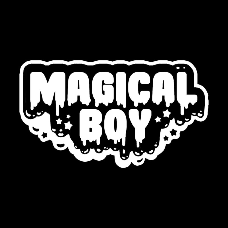 Magical Boy Men's T-Shirt by Darling Homebody