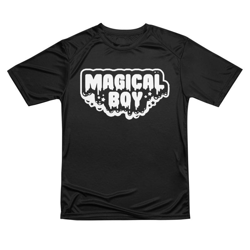 Magical Boy Men's T-Shirt by Darling Homebody