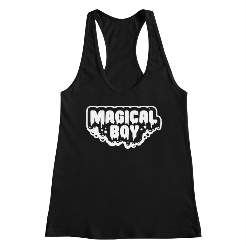 Magical Boy Women's Tank by Darling Homebody