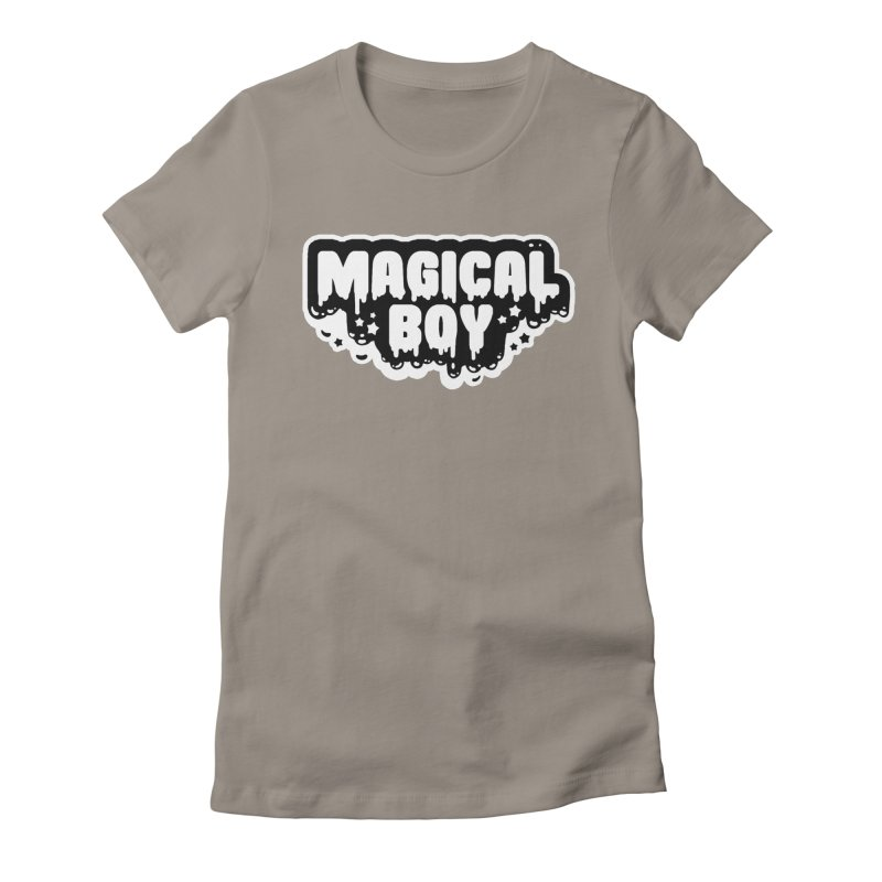 Magical Boy Women's T-Shirt by Darling Homebody
