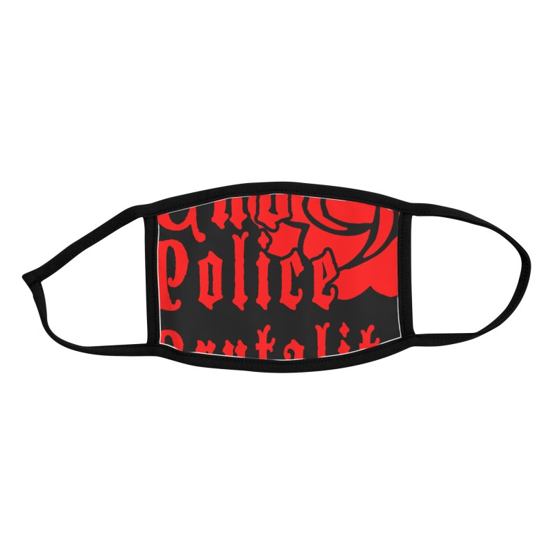 For Charity - End Police Brutality Accessories Face Mask by Darling Homebody