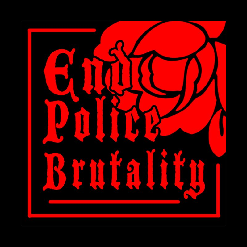 For Charity - End Police Brutality Women's Tank by Darling Homebody