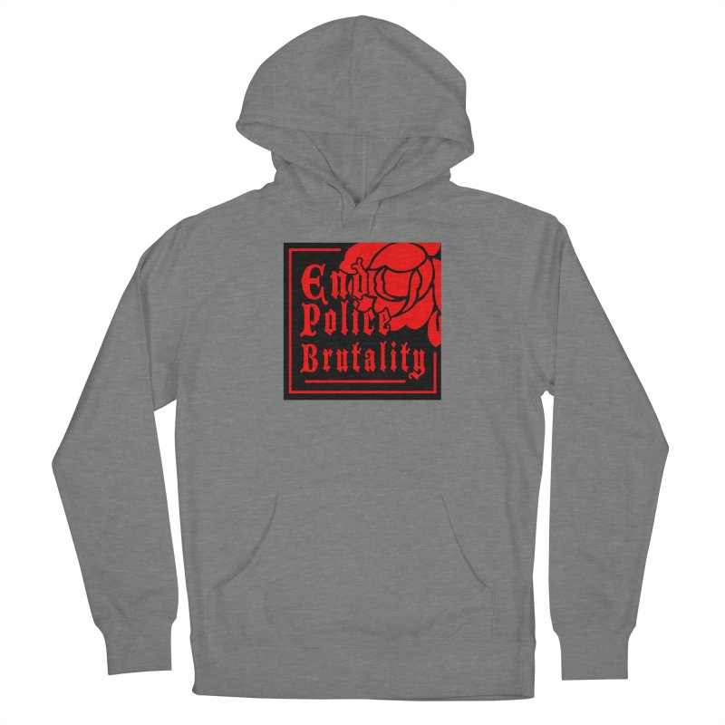 For Charity - End Police Brutality Men's Pullover Hoody by Darling Homebody