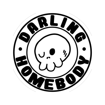 Darling Homebody Logo