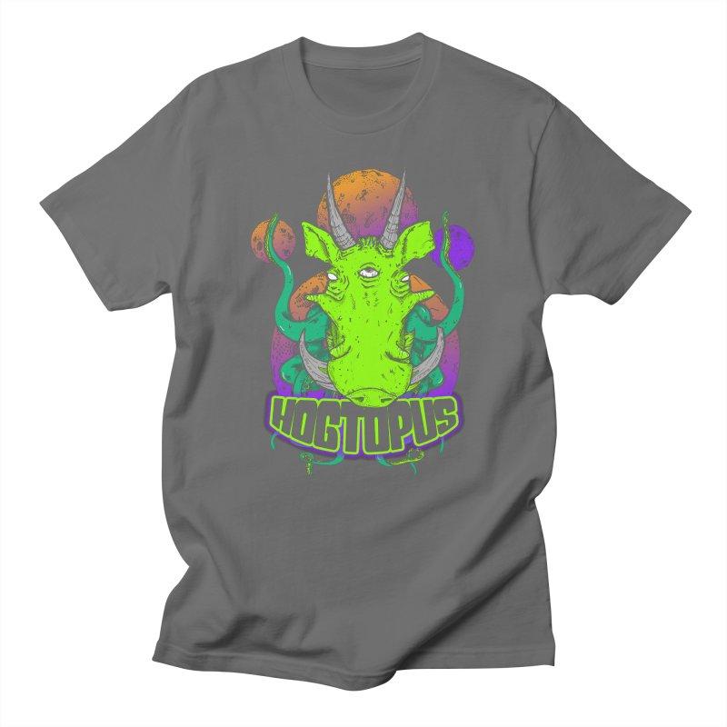 The HOGTOPUS Men's T-shirt by darrensaintdarren's Artist Shop