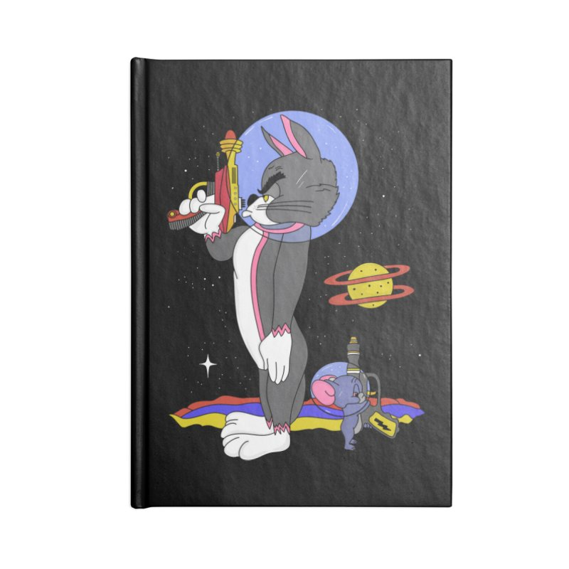 Planetary Rivals Accessories Blank Journal Notebook by darruda's Artist Shop