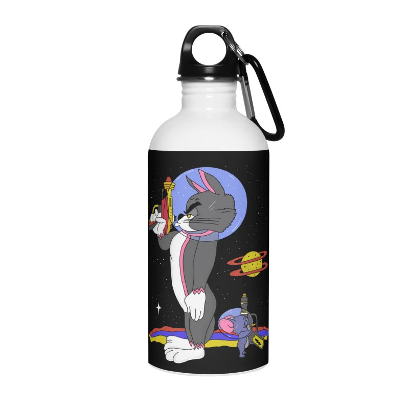 Planetary Rivals Accessories Water Bottle by darruda's Artist Shop