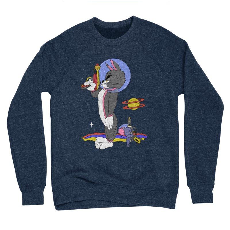 Planetary Rivals Women's Sponge Fleece Sweatshirt by darruda's Artist Shop