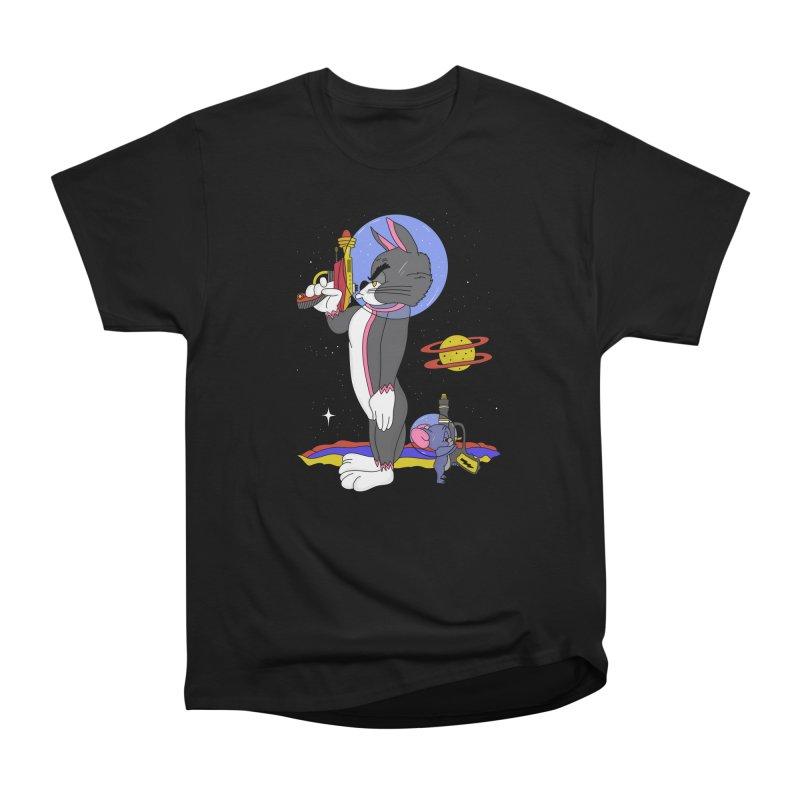 Planetary Rivals Men's Heavyweight T-Shirt by darruda's Artist Shop