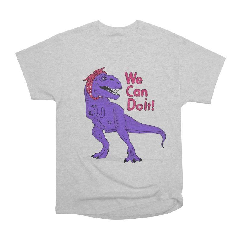 We Can Do it Women's Heavyweight Unisex T-Shirt by darruda's Artist Shop