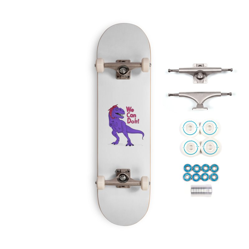 We Can Do it Accessories Complete - Basic Skateboard by darruda's Artist Shop