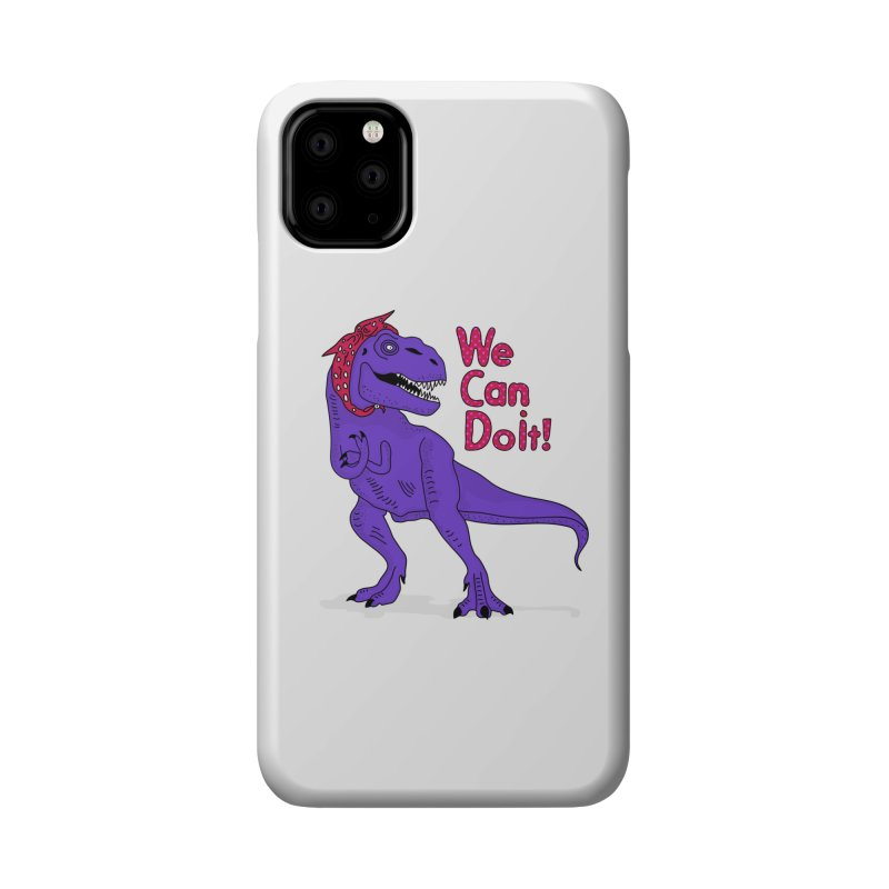 We Can Do it Accessories Phone Case by darruda's Artist Shop