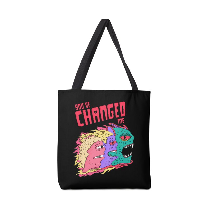 You've Changed Me Accessories Tote Bag Bag by darruda's Artist Shop
