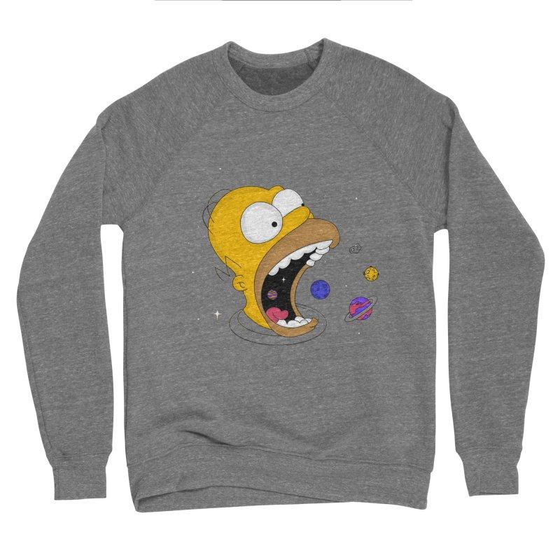 The Crusher Women's Sponge Fleece Sweatshirt by darruda's Artist Shop