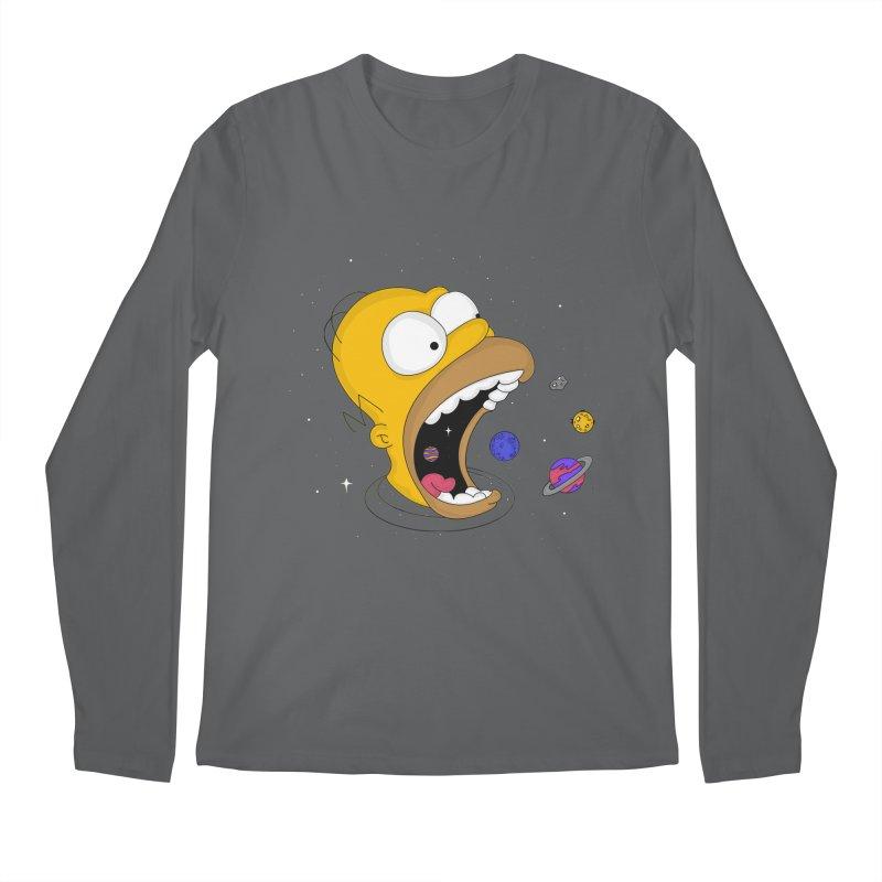 The Crusher Men's Regular Longsleeve T-Shirt by darruda's Artist Shop