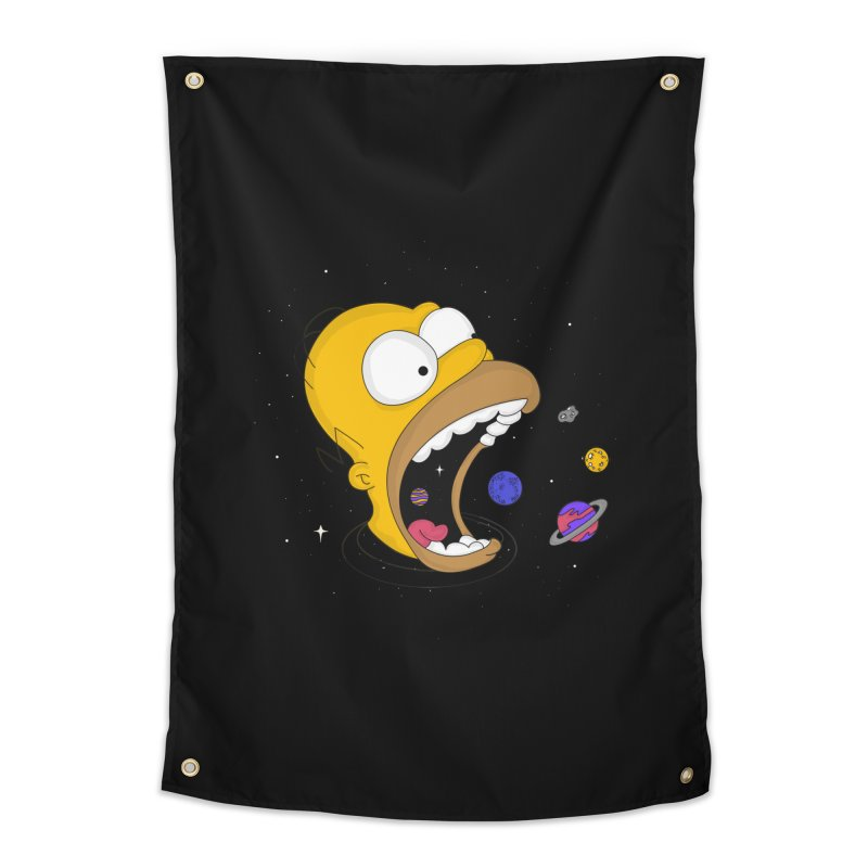 The Crusher Home Tapestry by darruda's Artist Shop