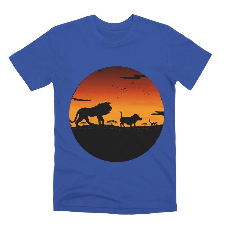 Best Friends Forever Men's Premium T-Shirt by darruda's Artist Shop