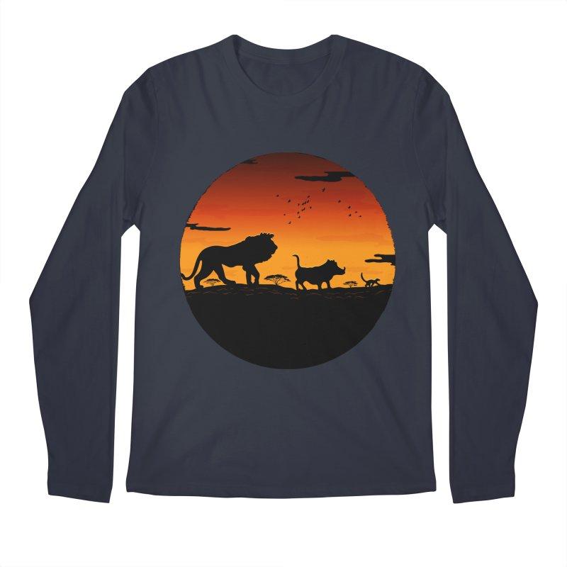 Best Friends Forever Men's Regular Longsleeve T-Shirt by darruda's Artist Shop