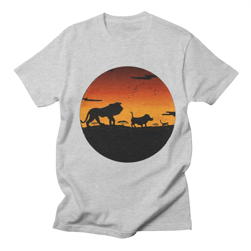 Best Friends Forever Men's Regular T-Shirt by darruda's Artist Shop