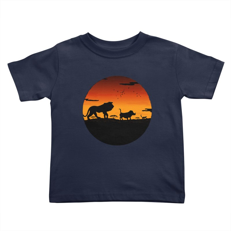 Best Friends Forever Kids Toddler T-Shirt by darruda's Artist Shop