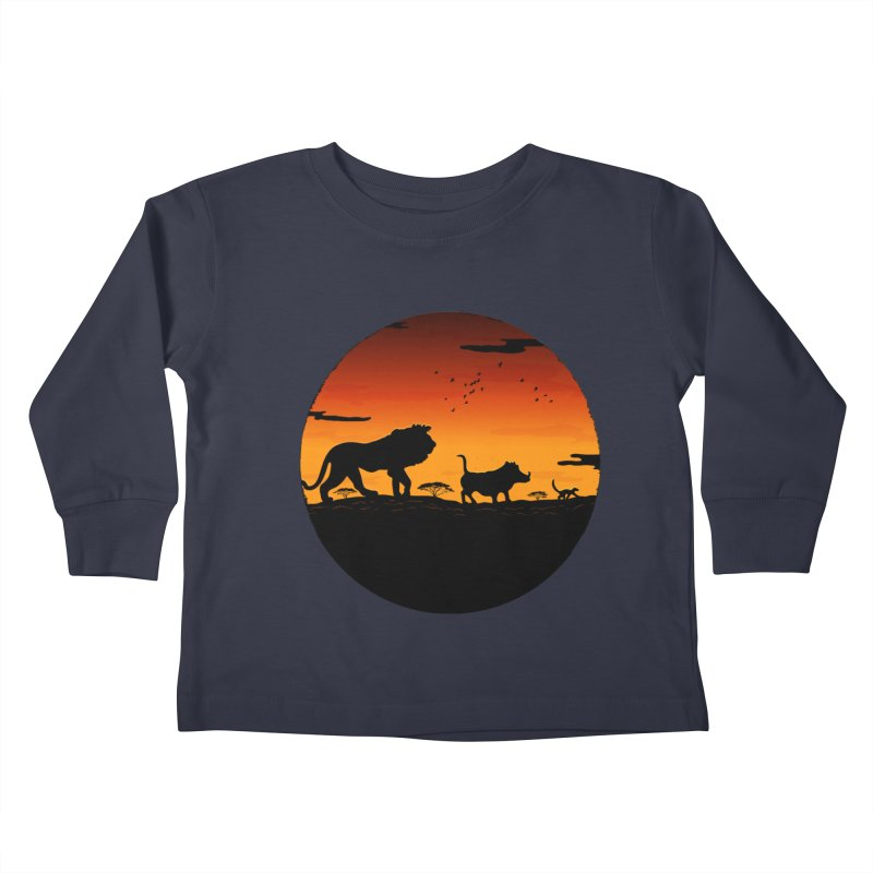 Best Friends Forever Kids Toddler Longsleeve T-Shirt by darruda's Artist Shop