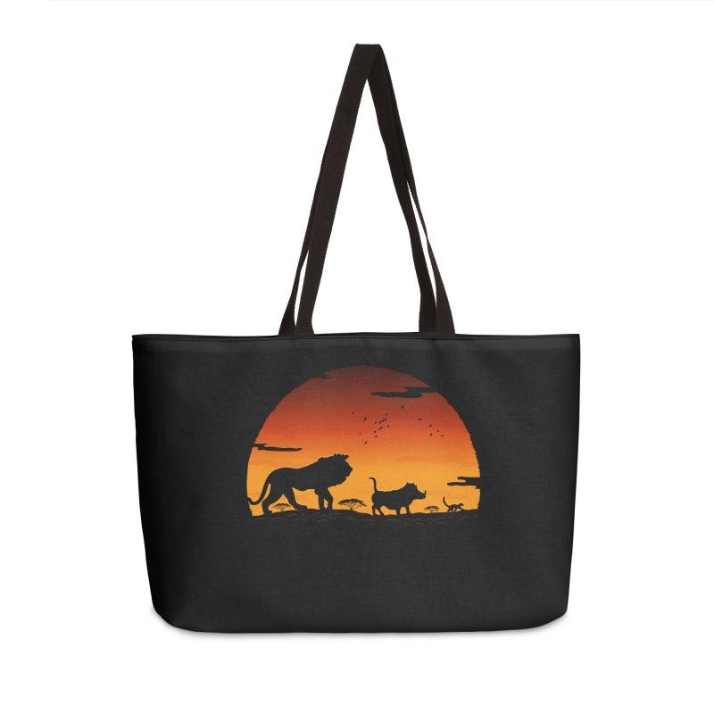 Best Friends Forever Accessories Weekender Bag Bag by darruda's Artist Shop