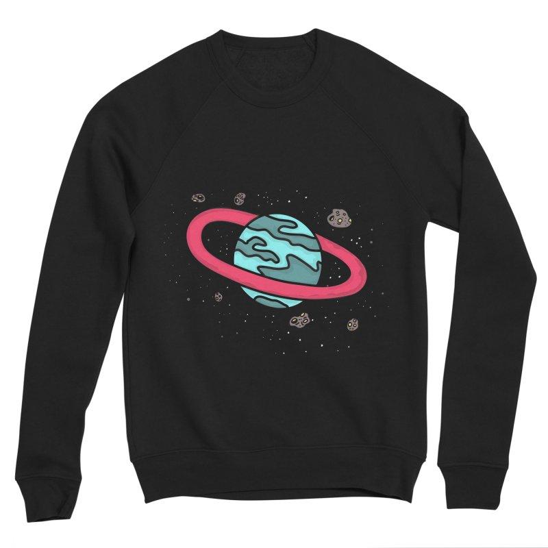 Ring of Fire Women's Sponge Fleece Sweatshirt by darruda's Artist Shop