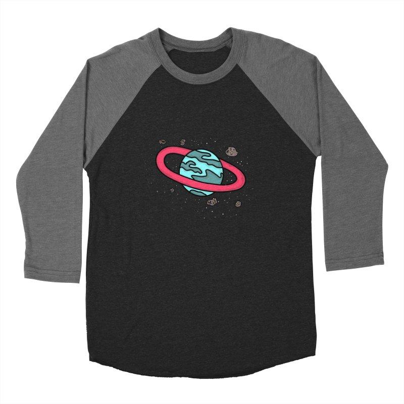 Ring of Fire Women's Baseball Triblend Longsleeve T-Shirt by darruda's Artist Shop