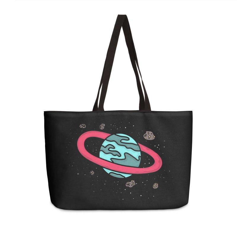 Ring of Fire Accessories Weekender Bag Bag by darruda's Artist Shop