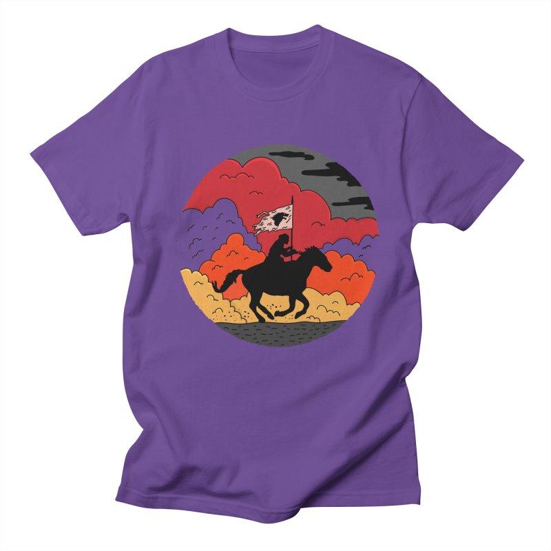 Fight Fire with Fire Men's Regular T-Shirt by darruda's Artist Shop