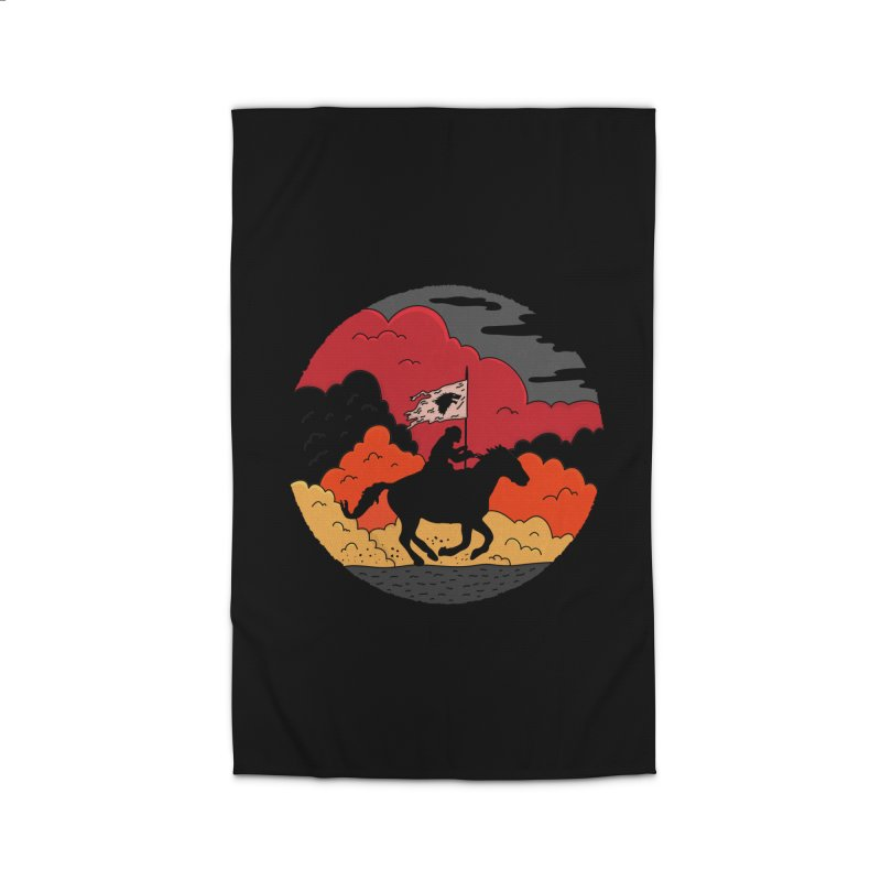 Fight Fire with Fire Home Rug by darruda's Artist Shop