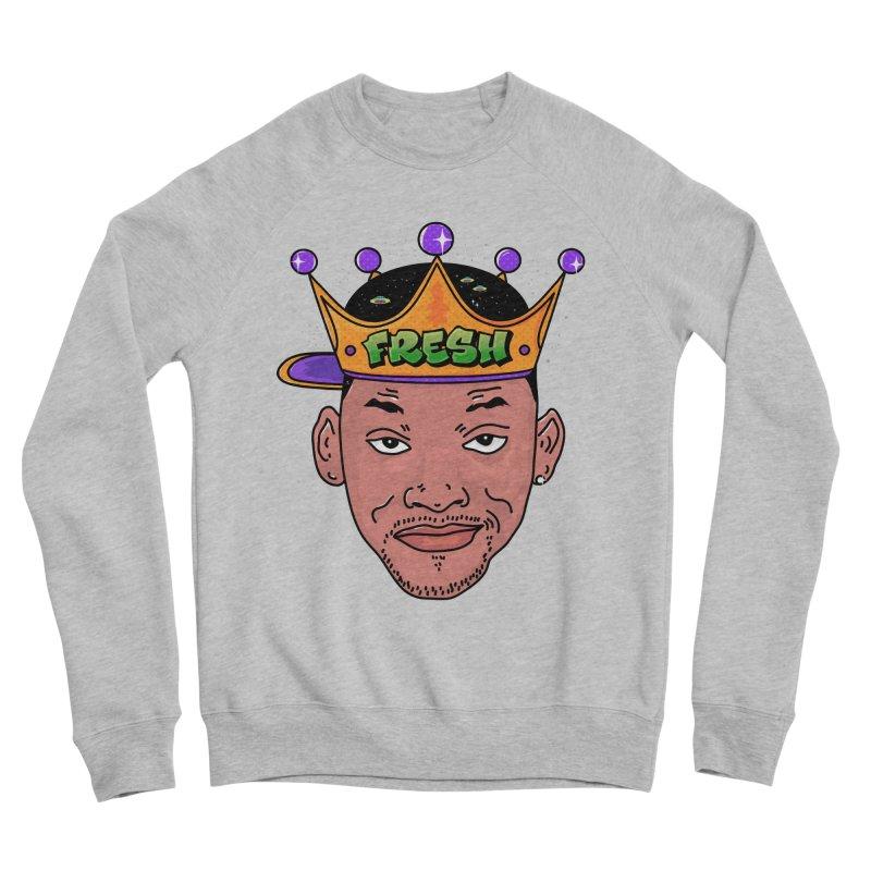 Fresh Prince Women's Sponge Fleece Sweatshirt by darruda's Artist Shop