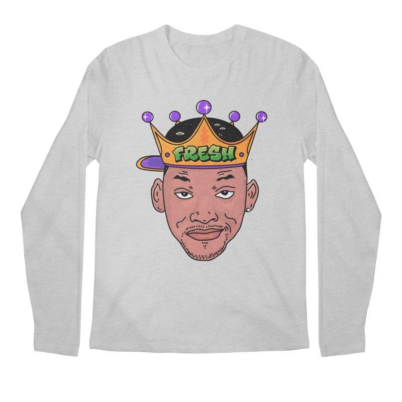 Fresh Prince Men's Longsleeve T-Shirt by darruda's Artist Shop