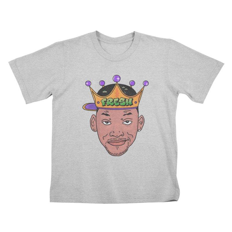 Fresh Prince Kids T-Shirt by darruda's Artist Shop