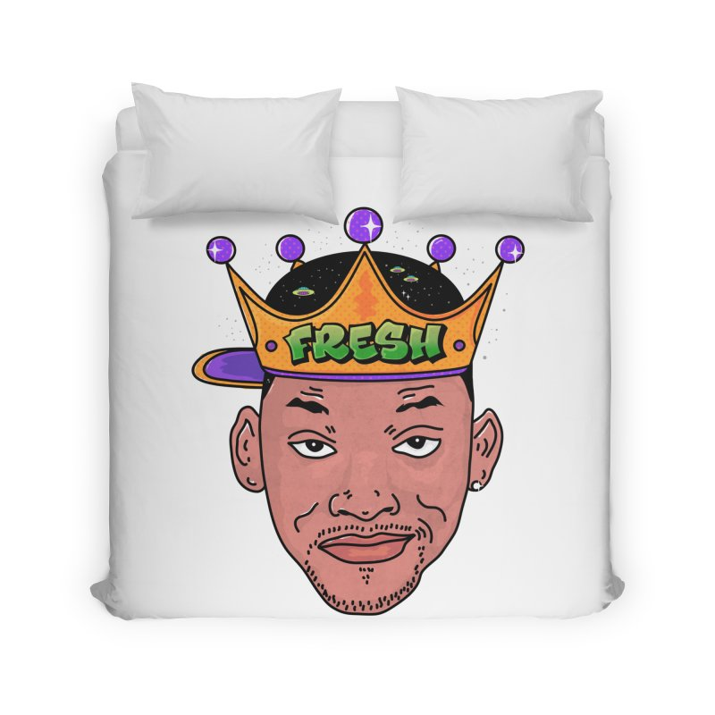 Fresh Prince Home Duvet by darruda's Artist Shop