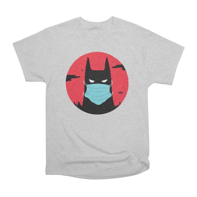 Masked Hero Men's T-Shirt by darruda's Artist Shop