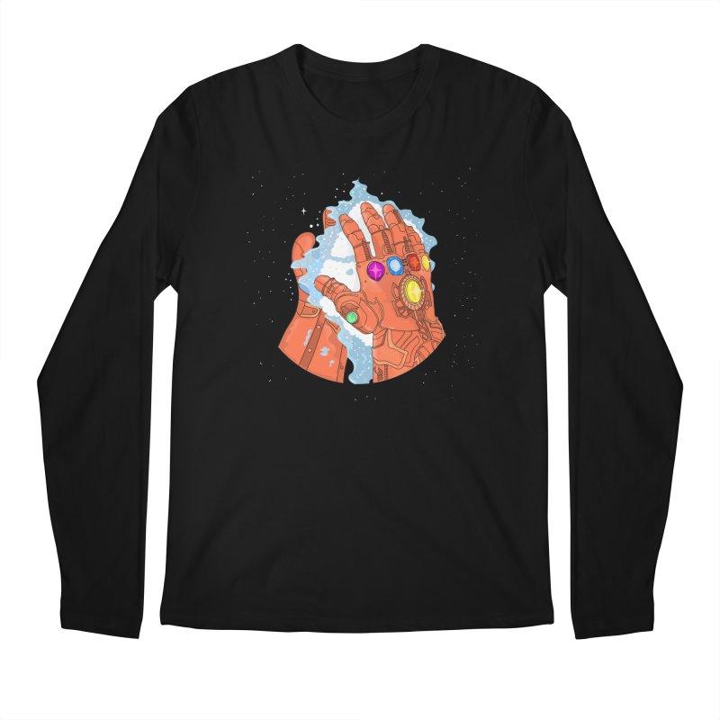 Wash your hands Men's Longsleeve T-Shirt by darruda's Artist Shop