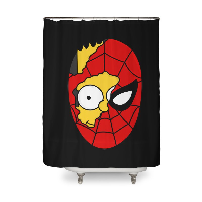 2 Faces Home Shower Curtain by darruda's Artist Shop