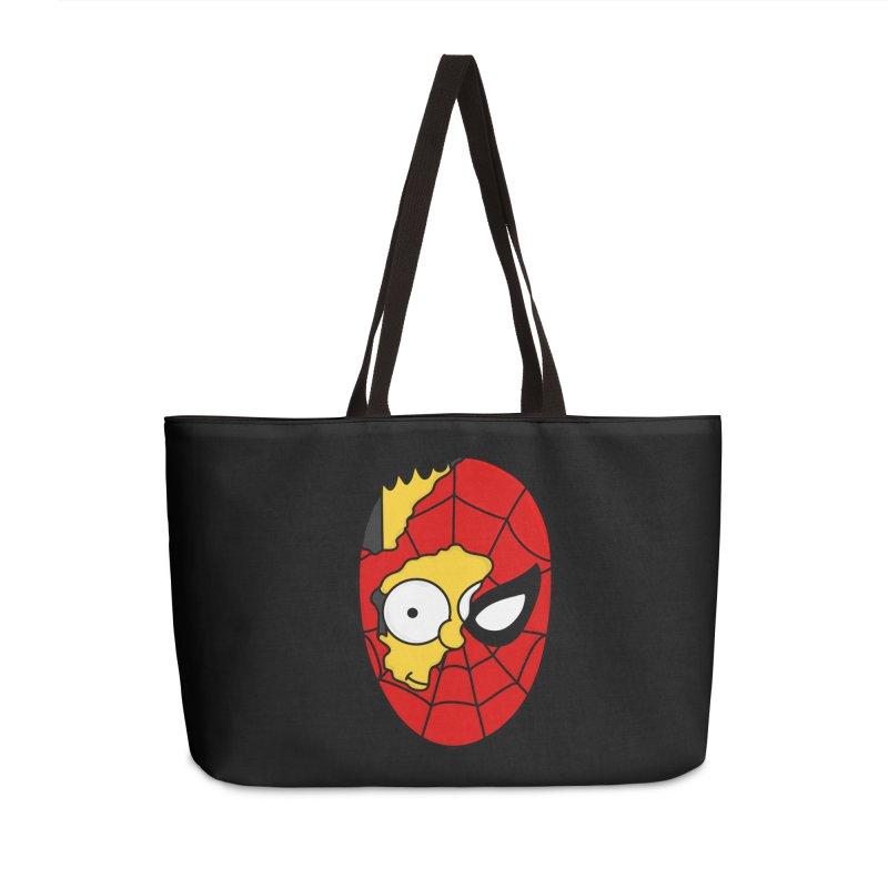 2 Faces Accessories Bag by darruda's Artist Shop