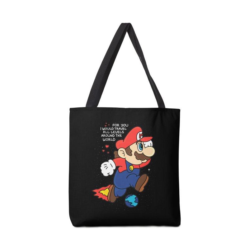 All Levels around the World Accessories Bag by darruda's Artist Shop