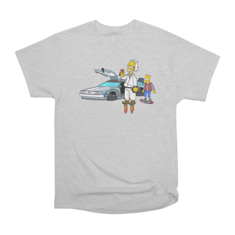Back to the Space Men's T-Shirt by darruda's Artist Shop