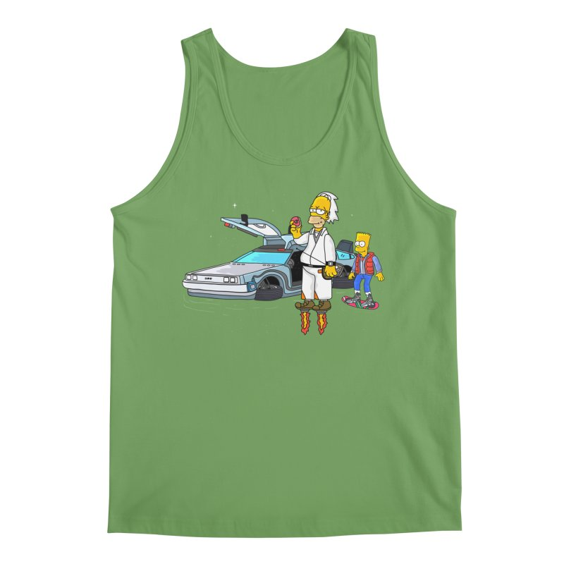 Back to the Space Men's Tank by darruda's Artist Shop