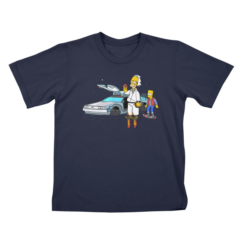 Back to the Space Kids T-Shirt by darruda's Artist Shop