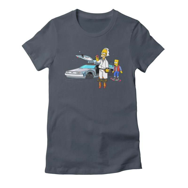 Back to the Space Women's T-Shirt by darruda's Artist Shop
