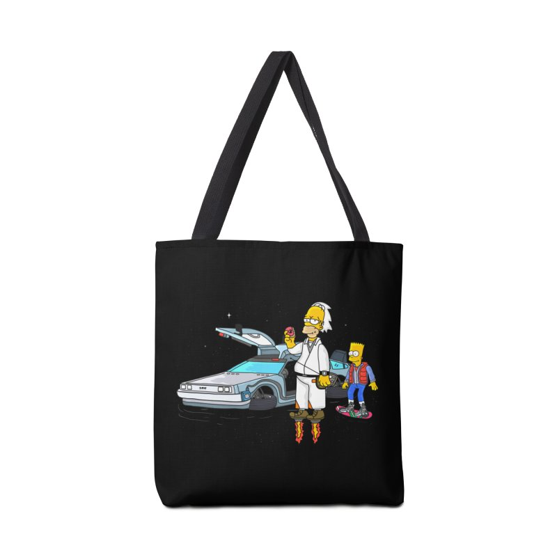 Back to the Space Accessories Bag by darruda's Artist Shop